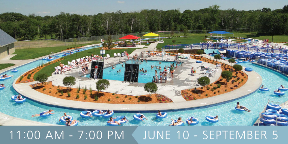 Fathers Day Discount at Bunker Beach Water Park
