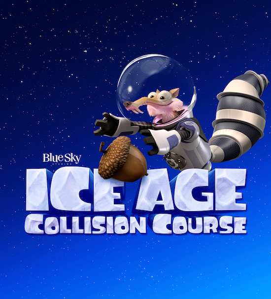 Ice Age: Collision Course Free Advance Screening