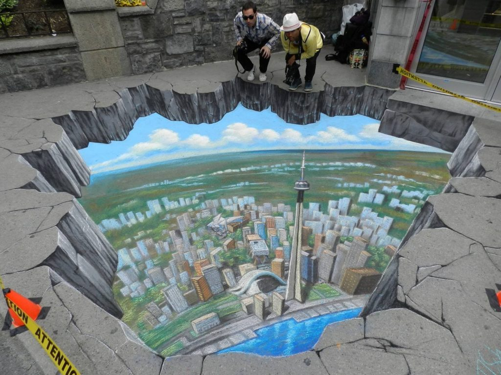The Chalk Walk Art Festival