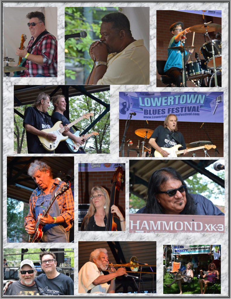 3rd Annual Lowertown Blues Festival