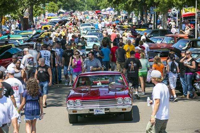 Car Parts Mn: Street Machine Summer Nationals
