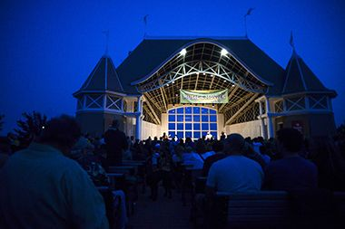 Free End of Summer Music at Lake Harriet