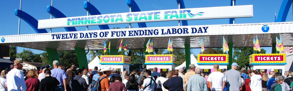 MN State Fair Favorites: Cheap and Free Fun!
