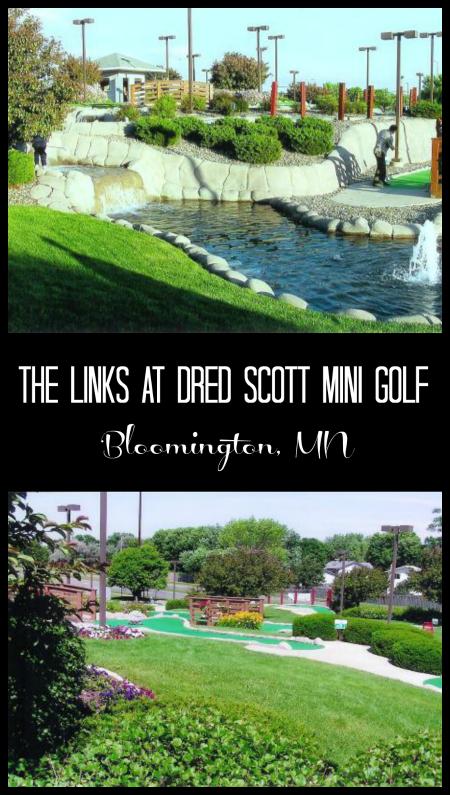 The Links At Dred Scott Mini Golf
