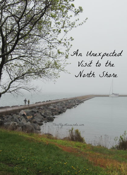 An Unexpected Visit to the North Shore - Weekend travel fun in Two Harbors, Minnesota