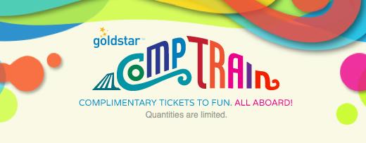 Goldstar Comp Train