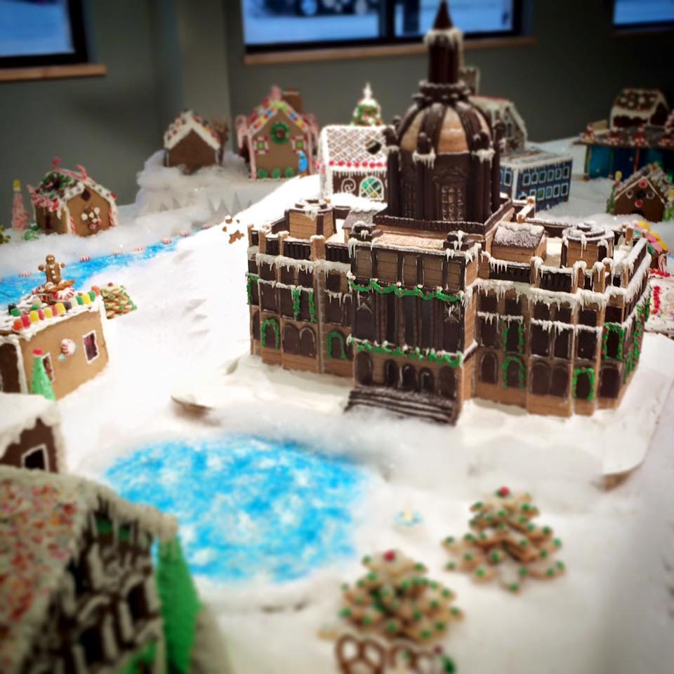 Gingerbread Wonderland Twin Cities