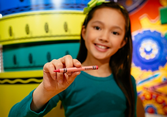 Crayola Experience Discount Tickets - Half Price at Mall of America!