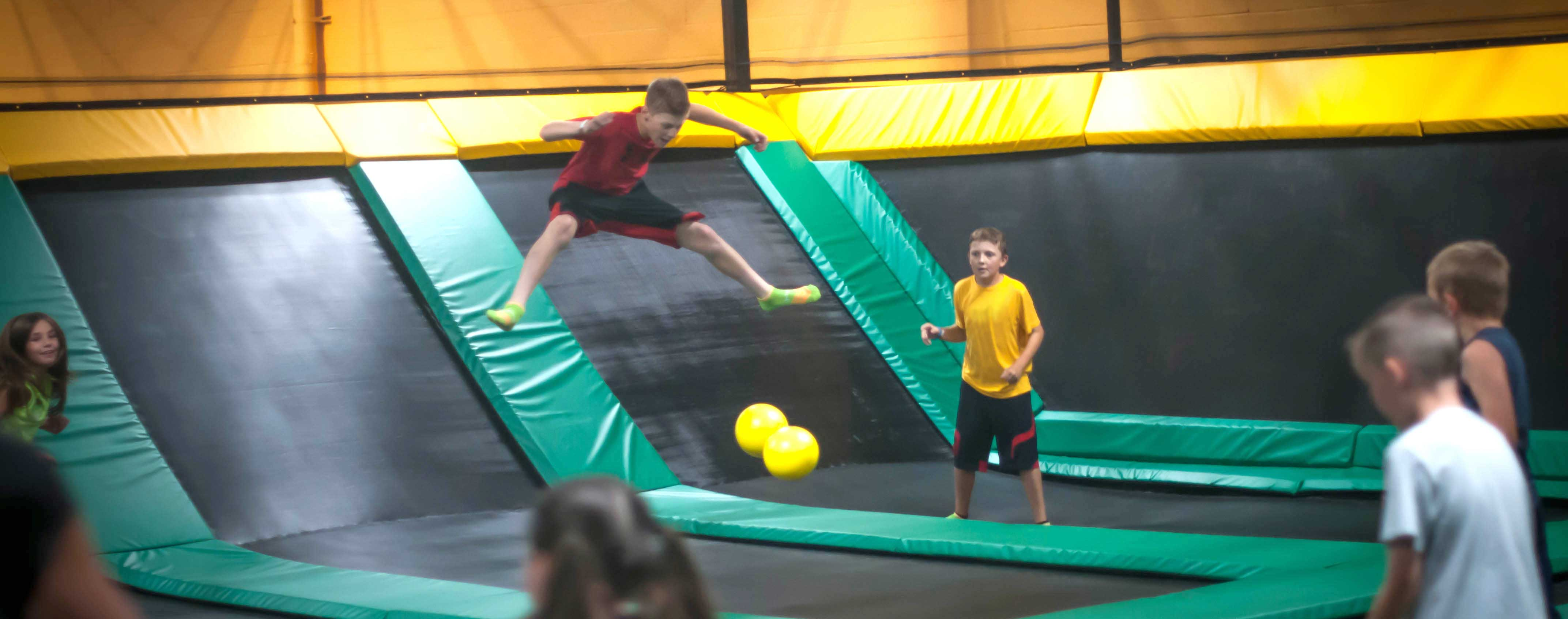 Rock N Jump Opens In Eagan Thrifty Minnesota