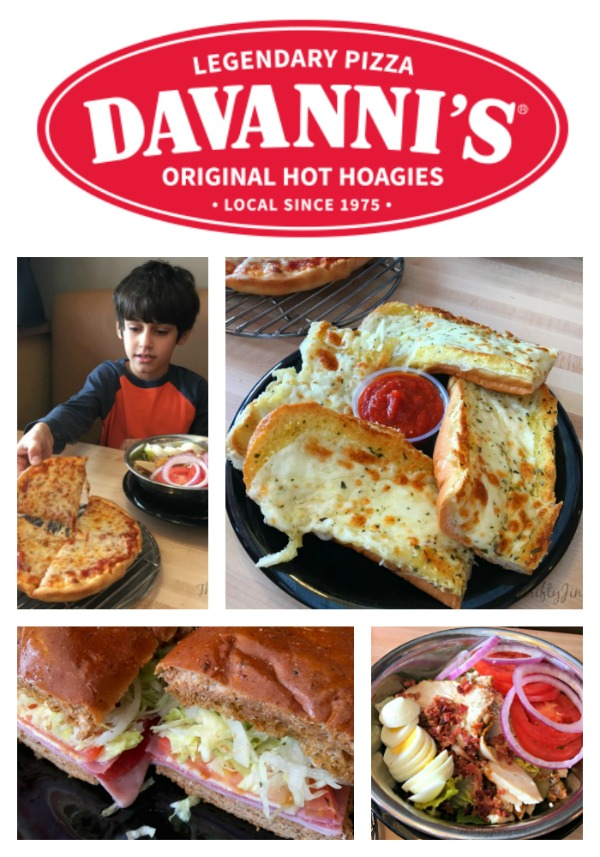 Davannis Pizza and Hot Hoagies