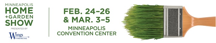 Charming The Minneapolis Home + Garden Show Is Coming To The Minneapolis Convention  Center Feb. 24 26 U0026 Mar. 3 5, 2017. Order Your Minneapolis Home And Garden  Show ...