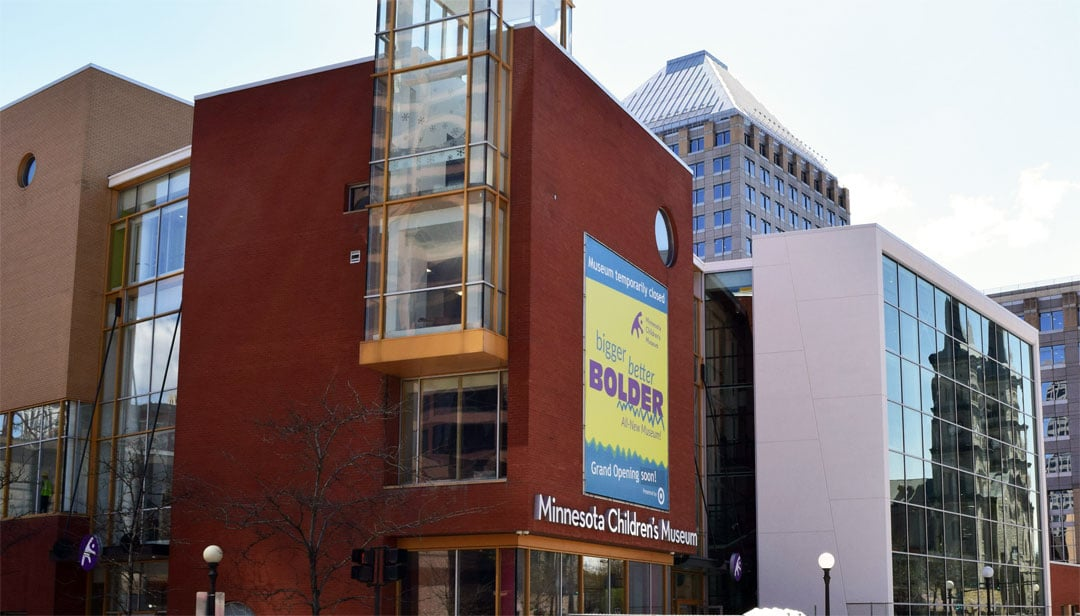 Minnesota Childrens Museum Re Opening Events