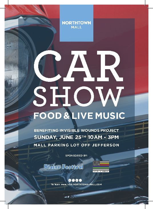 Blaine Festival Car Show At Northtown Mall Thrifty Minnesota - Car show tomorrow