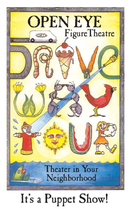 Open Eye Figure Theatre Driveway Tour poster
