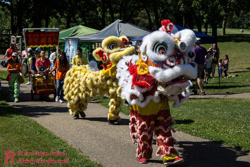 St. Paul Dragon Festival 2017 - Phalen Park