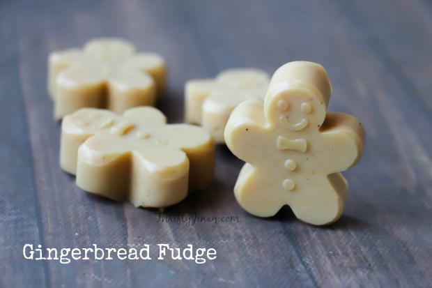 Gingerbread Fudge Recipe