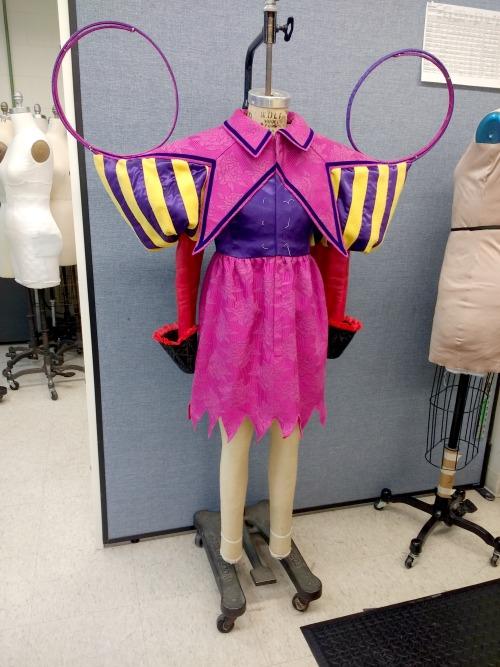 Childrens Theatre Company Wiz Munchkin Costume