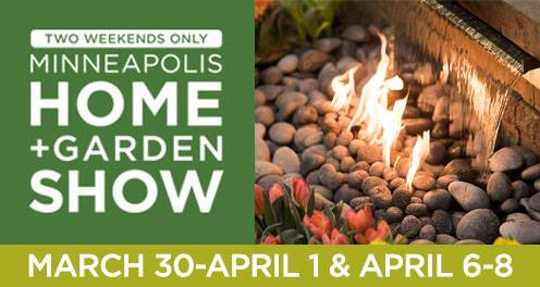 Minneapolis Home + Garden Show Discount Tickets U2013 Save 50%!
