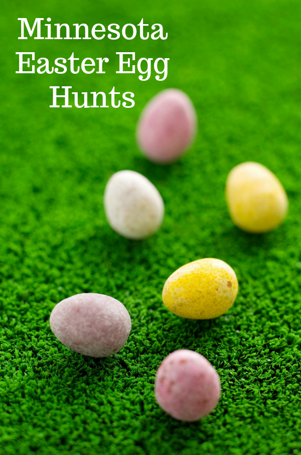 The BEST list of all the Easter Egg Hunts in Minnesota!