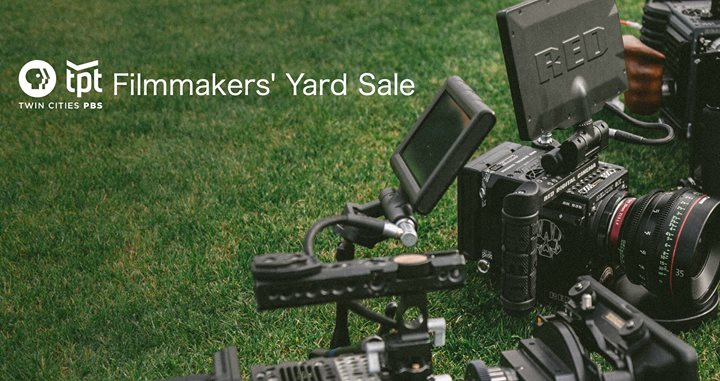 TPT Filmmakers' Yard Sale