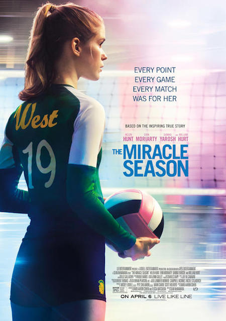 The Miracle Season Movie Poster Advance Screening
