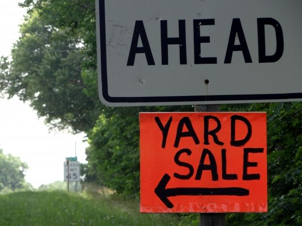 TPT Yard Sale