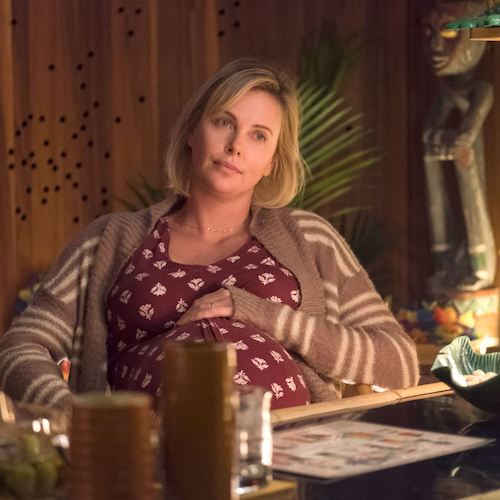 Tully Movie Still Charlize Theron