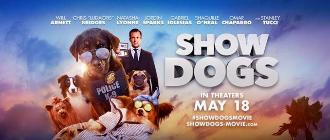 Show Dogs Movie Will Arnett