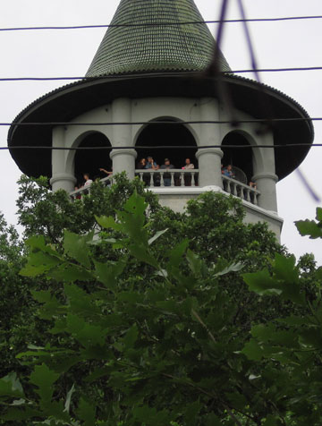 Witch's Hat Water Tower Open to Visitors