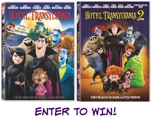 Hotel Transylvania Giveaway
