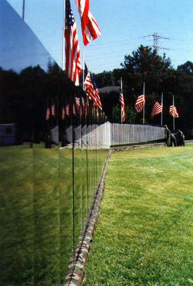 The Traveling Wall - Vietnam Veterans Memorial