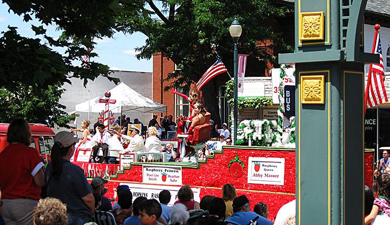 Hopkins Raspberry Festival