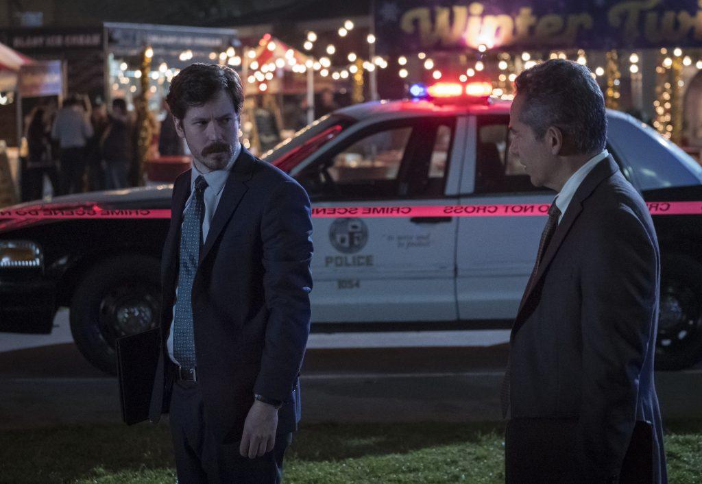 John Gallagher Jr. and John Ortiz star in PEPPERMINT