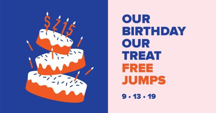 SkyZone Birthday Offer
