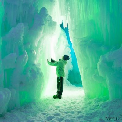 Ice Castles MN 2020