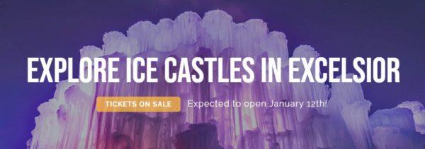 Ice Castles MN Discount Code