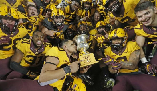 Gopher Football Spring Game – Free Admission and ...