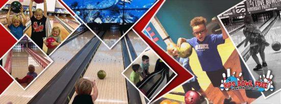 Kids Bowling with Kids Bowl Free