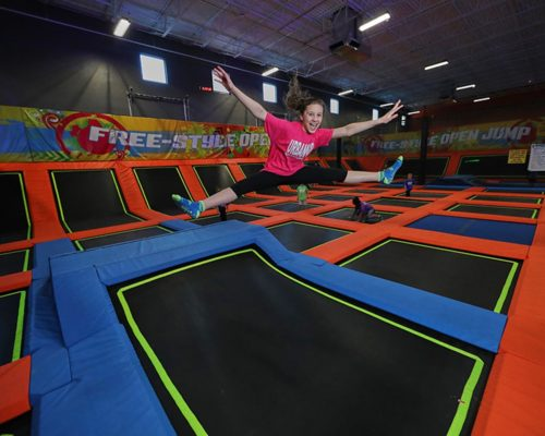 Urban Air Adventure Park Free Pass with Donation
