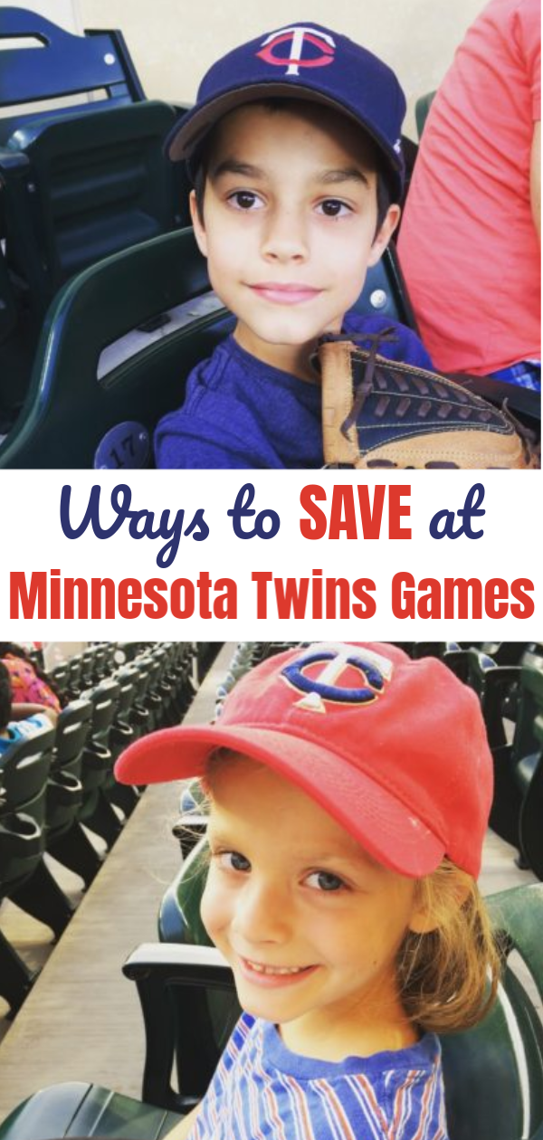 Ways to Save at Minnesota Twins Games