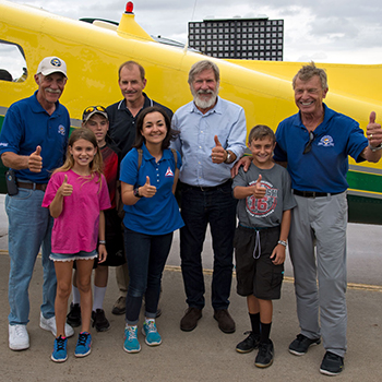 Young Eagles Flights for Youth Ages 8-17
