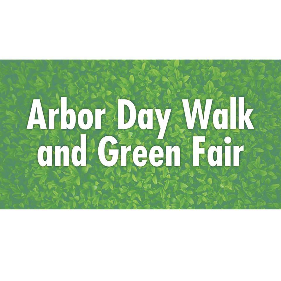 Arbor Day Walk and Green Fair in Eden Prairie