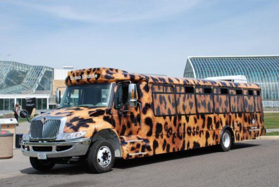 Como Zoo Free Shuttle