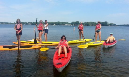 Discount Paddle Board Rentals On Lake Minnetonka Thrifty