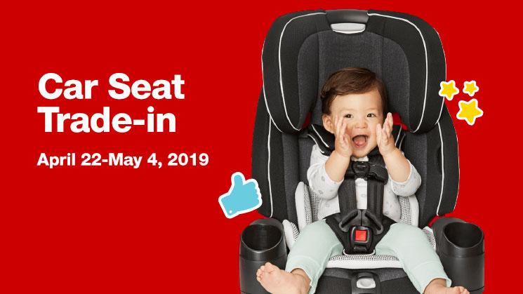 Target Car Seat Trade-In