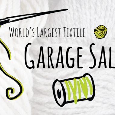 Textile Center's World's Largest Textile Garage Sale