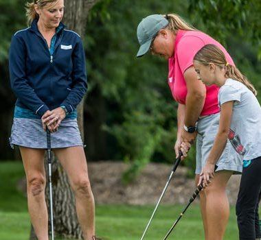 Three Rivers Park District Golfing