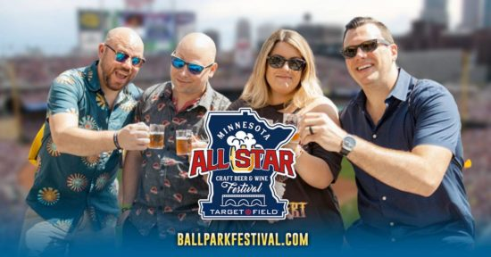Minnesota All-Star Craft Beer, Wine and Cocktail Festival – Discount Tickets