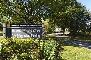 Theodore Wirth Home Minneapolis