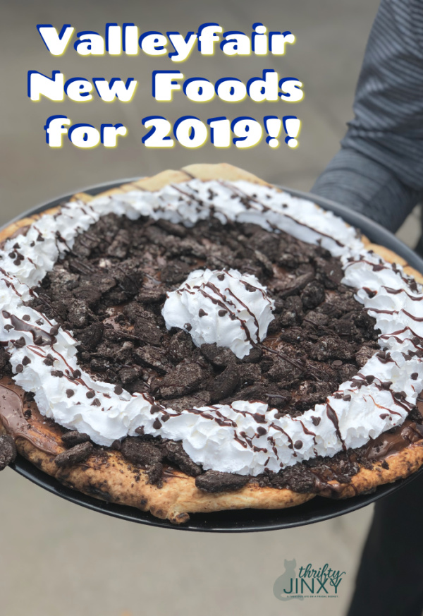 Valleyfair New Foods for 2019